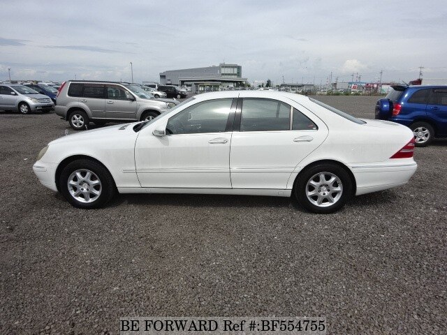 2002 mercedes benz s class s320 gf 220065 usados en venta for Mercedes benz 2002 s500 for sale
