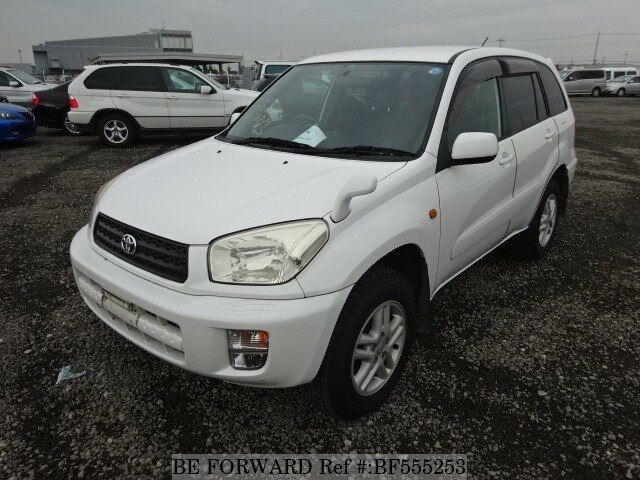 used 2001 toyota rav4 x g package ta aca21w for sale. Black Bedroom Furniture Sets. Home Design Ideas