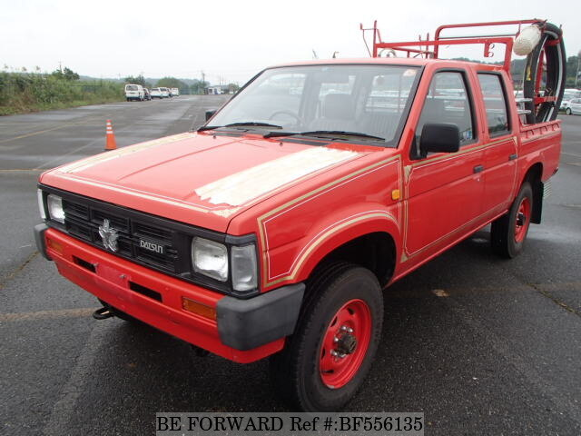used 1987 nissan datsun truck fire engine l fmd21 for sale. Black Bedroom Furniture Sets. Home Design Ideas
