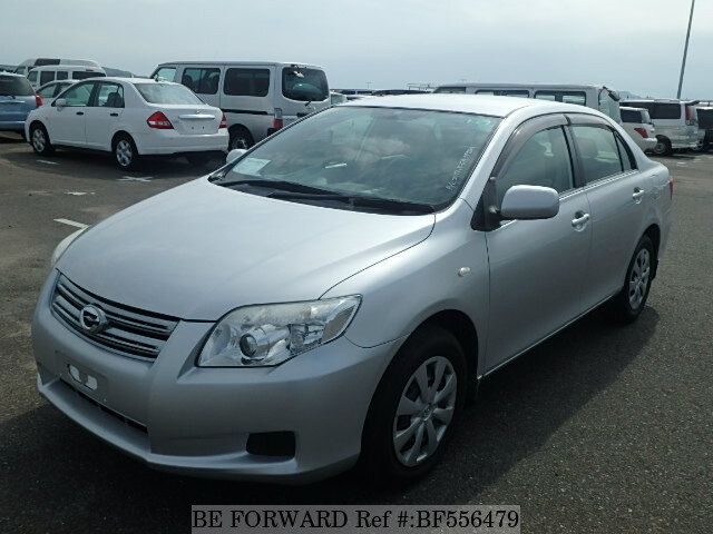 used 2008 toyota corolla axio g dba nze141 for sale bf556479 be forward. Black Bedroom Furniture Sets. Home Design Ideas