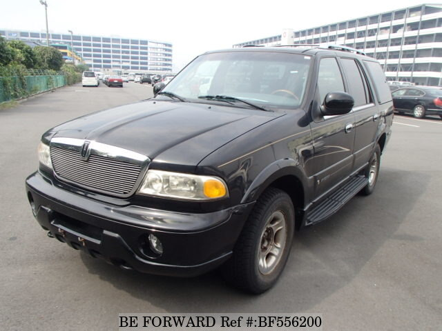 used 2006 lincoln navigator for sale bf556200 be forward. Black Bedroom Furniture Sets. Home Design Ideas