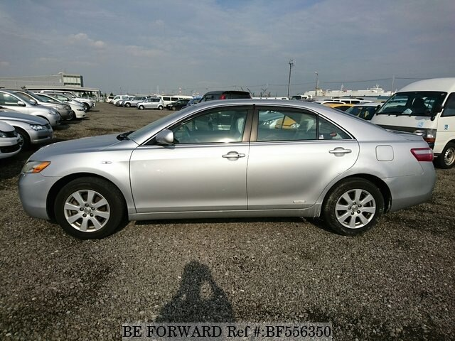 used 2008 toyota camry g limited edition dba acv40 for sale bf556350 be forward. Black Bedroom Furniture Sets. Home Design Ideas