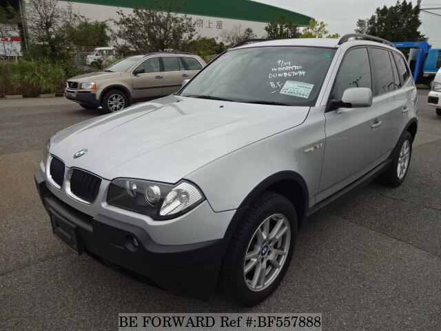used 2005 bmw x3 2 5i gh pa25 for sale bf557888 be forward. Black Bedroom Furniture Sets. Home Design Ideas