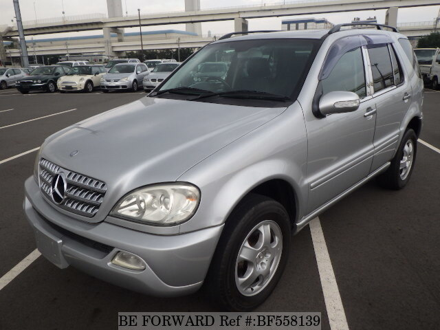 Used 2004 mercedes benz m class ml350 gh 163157 for sale for 2004 mercedes benz ml350 for sale