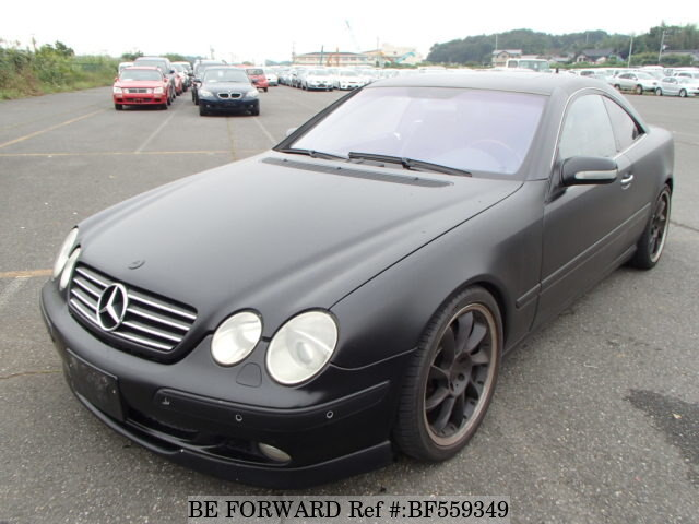 Used 2001 mercedes benz cl class cl500 gf 215375 for sale for 2001 mercedes benz cl500 for sale