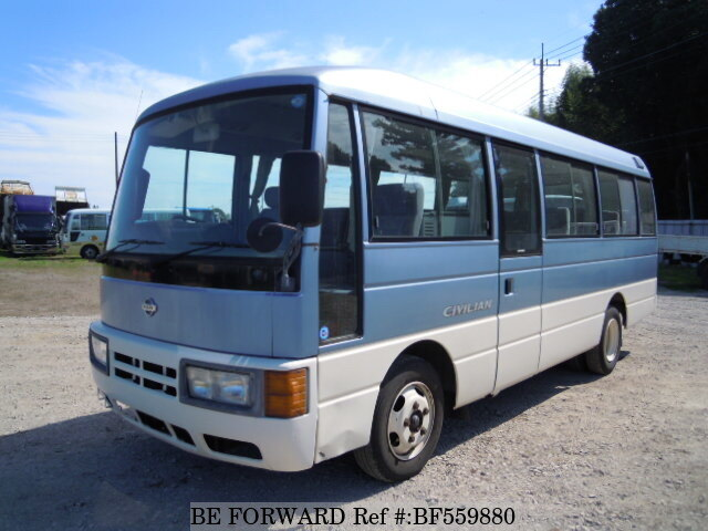 Be Forward Jp Used Cars Nissan Civilian