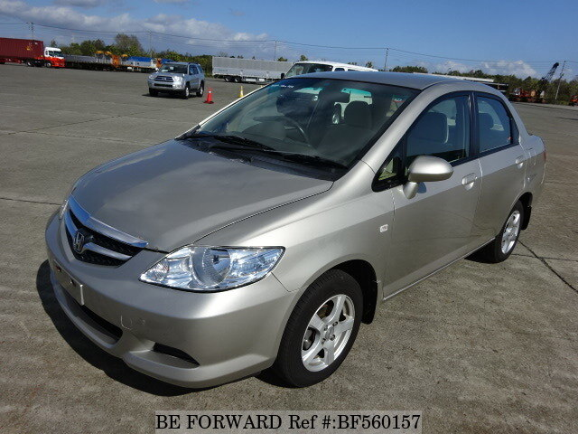 Used 2008 honda fit aria 1 5w dba gd9 for sale bf560157 for Honda fit horsepower