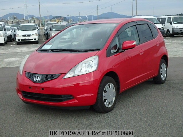 used 2008 honda fit g f package dba ge6 for sale bf560880 be forward. Black Bedroom Furniture Sets. Home Design Ideas