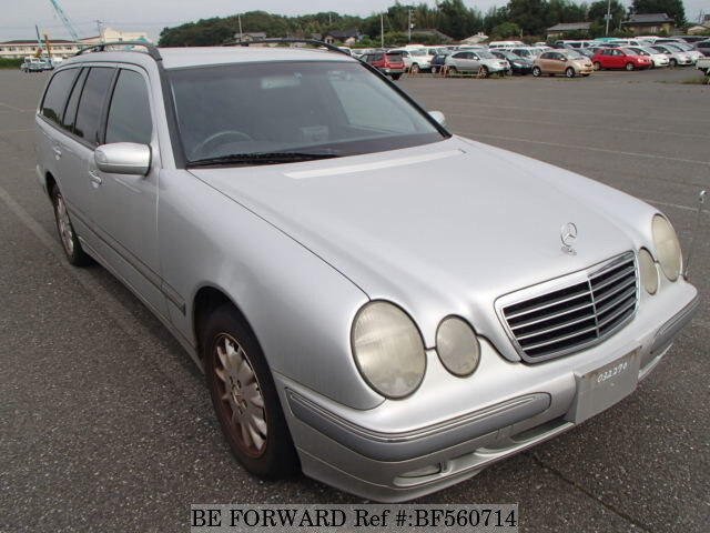 Used 2000 mercedes benz e class e240 gf 210261 for sale for Mercedes benz e class 2000