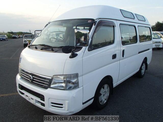 used 2003 nissan caravan van lc dqge25 for sale bf561330 be forward. Black Bedroom Furniture Sets. Home Design Ideas