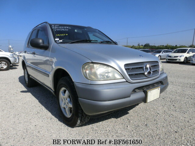 Used 2000 mercedes benz ml class ml320 gf 163154 for sale for Used mercedes benz ml for sale