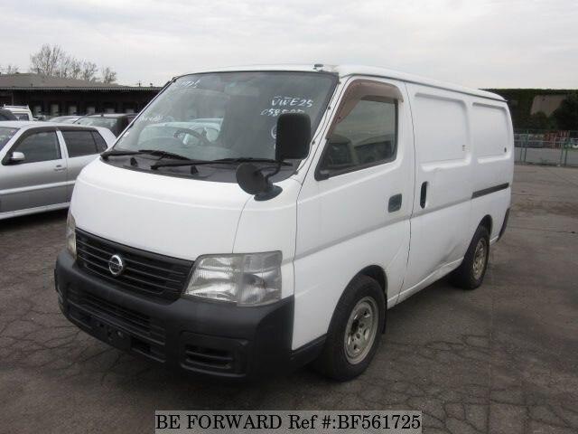 used 2004 nissan caravan van kg vwe25 for sale bf561725 be forward. Black Bedroom Furniture Sets. Home Design Ideas