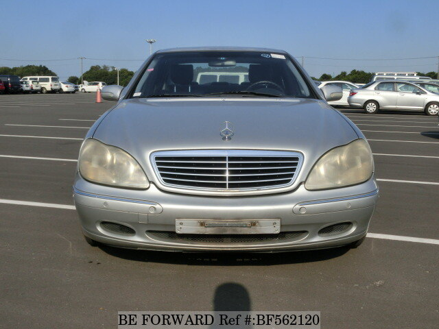 Used 2000 mercedes benz s class s320 220065 for sale for Mercedes benz s class 2000