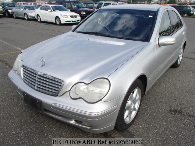 Used 2001 mercedes benz c class c240 gf 203061 for sale for 2001 mercedes benz c class c240