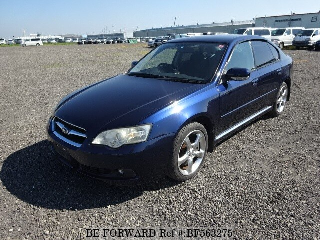 used 2003 subaru legacy b4 3 0r ua ble for sale bf563275. Black Bedroom Furniture Sets. Home Design Ideas