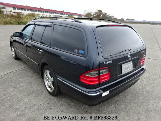 Used 2001 mercedes benz e class e320 avantgarde 4matic gf for 2001 mercedes benz e320 for sale