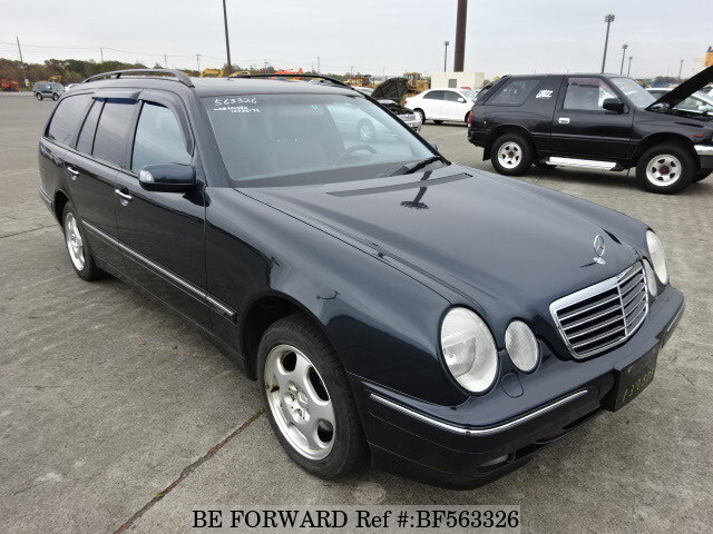 Used 2001 mercedes benz e class e320 avantgarde 4matic gf for 2001 mercedes benz e320