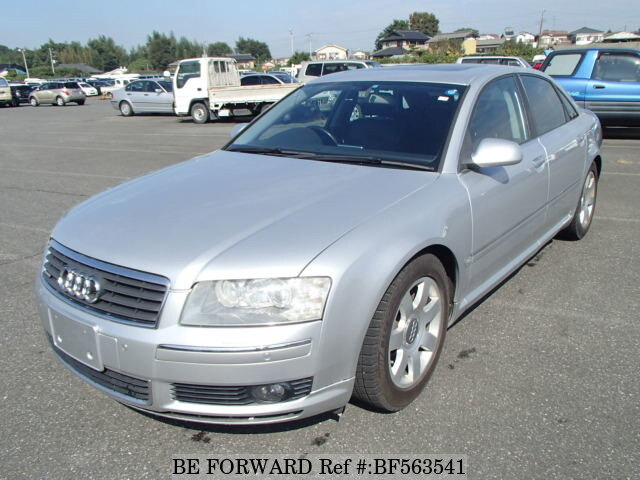 used 2004 audi a8 4 2 quattro gh 4ebfmf for sale bf563541 be forward. Black Bedroom Furniture Sets. Home Design Ideas