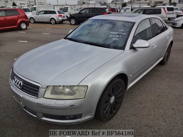 used 2004 audi a8 4 2 quattro gh 4ebfmf for sale bf564189 be forward. Black Bedroom Furniture Sets. Home Design Ideas