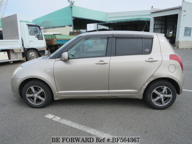 used 2006 suzuki swift 1 3xe style dba zc11s for sale bf564367 be forward. Black Bedroom Furniture Sets. Home Design Ideas