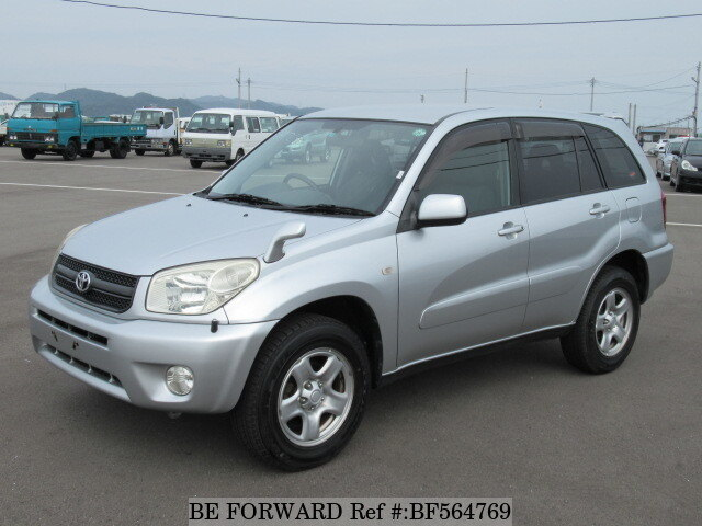 used 2005 toyota rav4 x limited cba zca26w for sale bf564769 be forward. Black Bedroom Furniture Sets. Home Design Ideas
