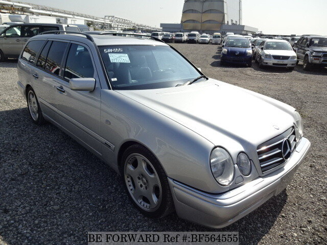 Used 1997 mercedes benz e class station wagon e320 for Used mercedes benz station wagons for sale
