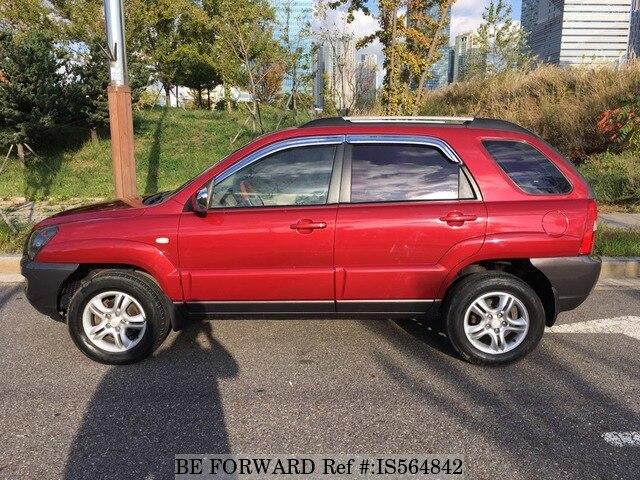 Used 2004 KIA SPORTAGE For Sale BF564842