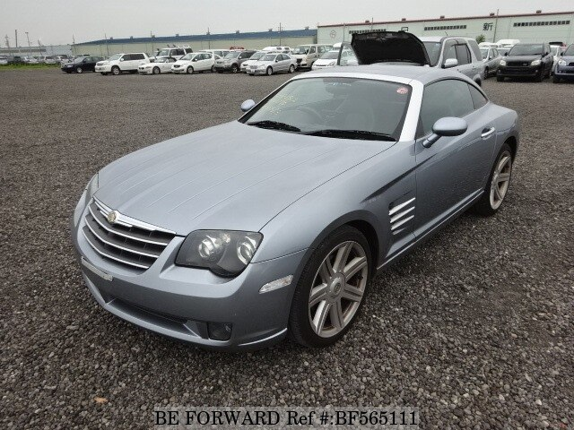 used 2003 chrysler crossfire 3 2l gh zh32 for sale bf565111 be forward. Black Bedroom Furniture Sets. Home Design Ideas
