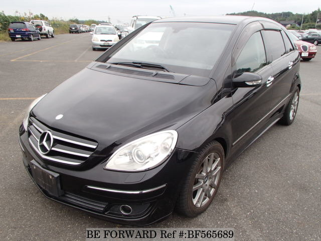 Used 2006 mercedes benz b class b200 turbo cba 245234 for for Mercedes benz b class specifications
