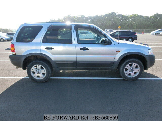 Used 2005 Ford Escape Ta Ep3wf For Sale Bf565859 Be Forward
