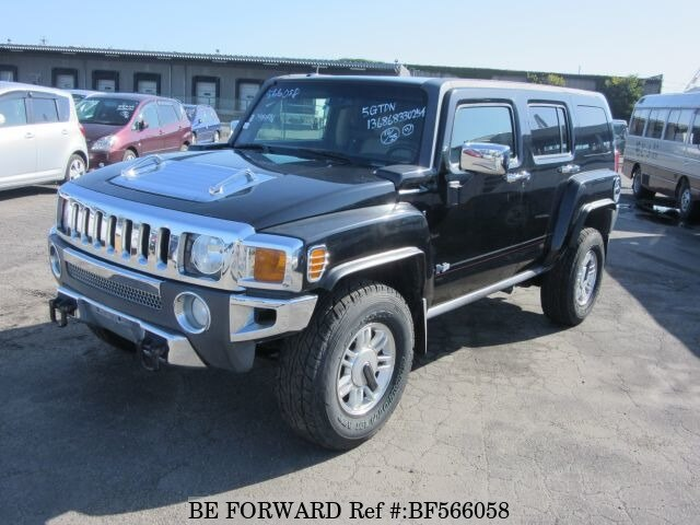 Used 2011 Hummer H3 Luxury Package T345f For Sale