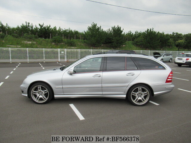 Used 2002 mercedes benz c class c240 4 matic station wagon for Used mercedes benz station wagons for sale
