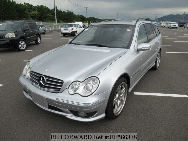 Used 2002 mercedes benz c class c240 4 matic station wagon for Mercedes benz c class wagon for sale