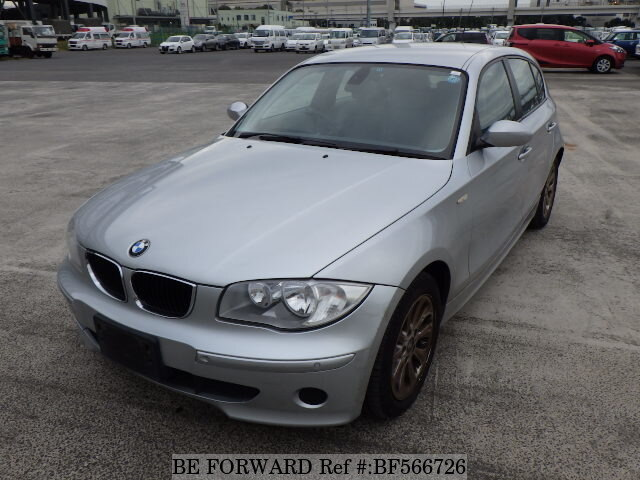 used 2005 bmw 1 series 116i gh uf16 for sale bf566726 be forward. Black Bedroom Furniture Sets. Home Design Ideas
