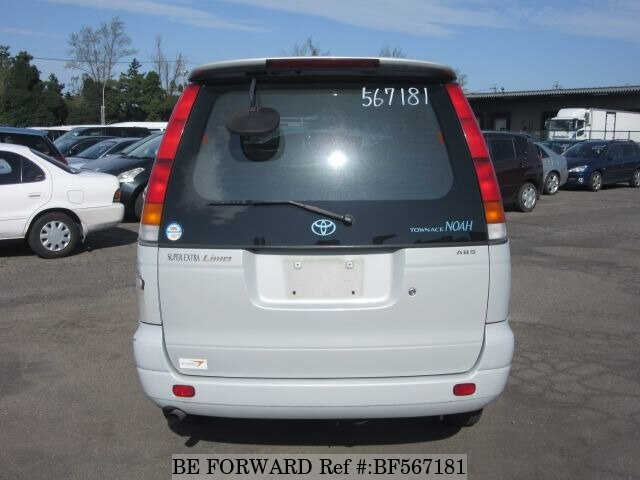 used 1997 toyota townace noah super extra limo e sr40g for