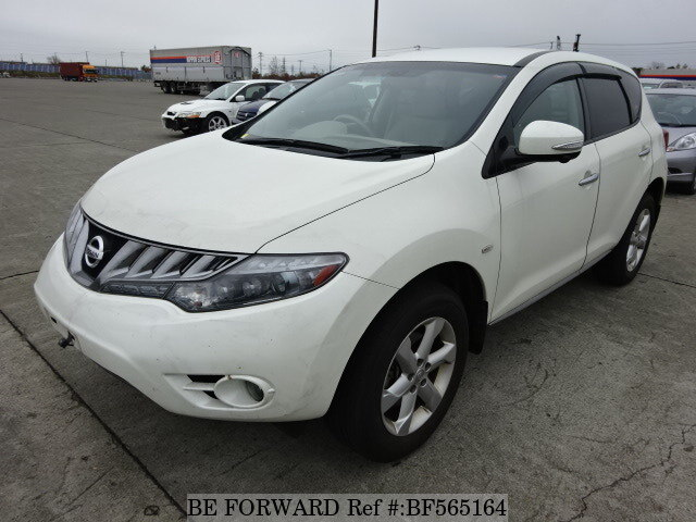 used 2010 nissan murano 250xl cba tz51 for sale bf565164 be forward. Black Bedroom Furniture Sets. Home Design Ideas
