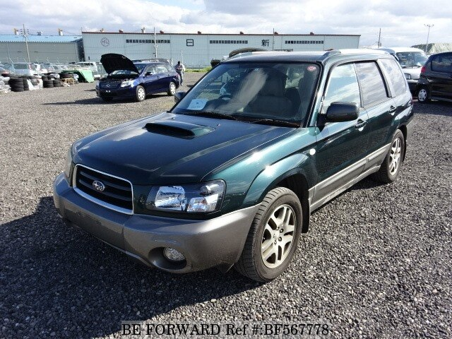 used 2004 subaru forester xt l l bean edition ta sg5 for sale bf567778 be forward. Black Bedroom Furniture Sets. Home Design Ideas
