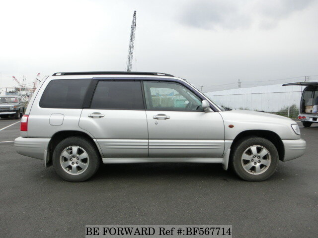 used 2000 subaru forester s 20 gf sf5 for sale bf567714 be forward. Black Bedroom Furniture Sets. Home Design Ideas