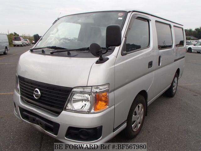 used 2011 nissan caravan van long dx cbf vre25 for sale bf567980 be forward. Black Bedroom Furniture Sets. Home Design Ideas