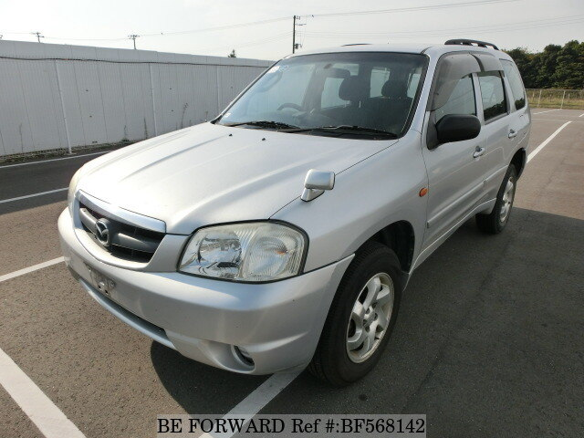 used 2002 mazda tribute lx ta epew for sale bf568142 be. Black Bedroom Furniture Sets. Home Design Ideas