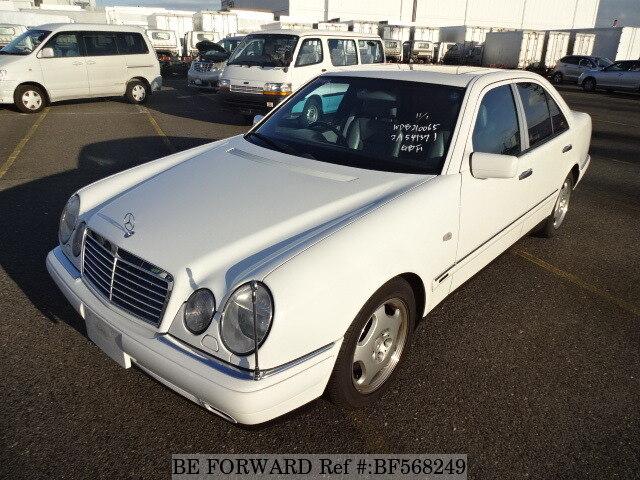 Used 1997 mercedes benz e class e320 avantgarde e 210065 for 1997 mercedes benz e320