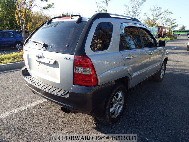 Used 2004 KIA SPORTAGE TLX For Sale IS569331