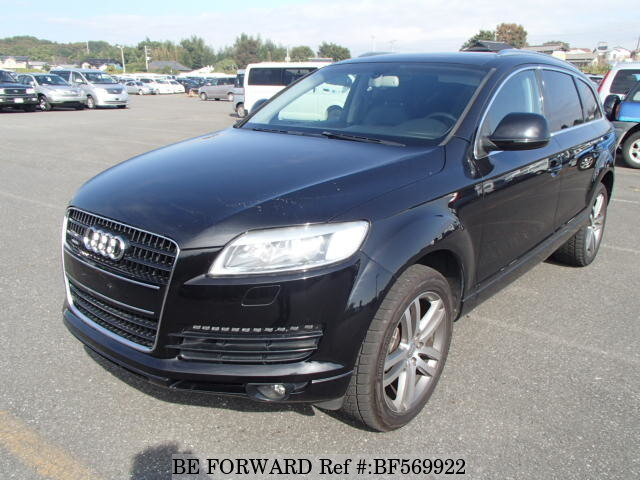 used 2010 audi q7 4 2fsi quattro 4lbars for sale bf569922 be forward. Black Bedroom Furniture Sets. Home Design Ideas