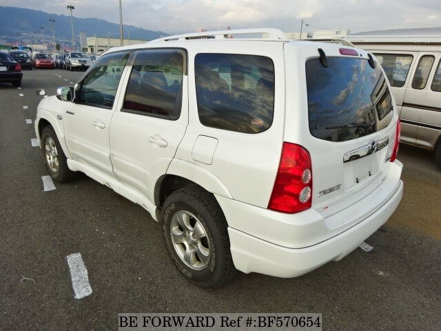 used 2004 mazda tribute ta ep3w for sale bf570654 be forward. Black Bedroom Furniture Sets. Home Design Ideas
