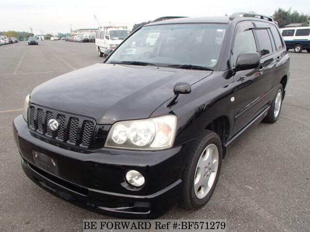 used 2002 toyota kluger v 30stamcu25w for sale bf571279