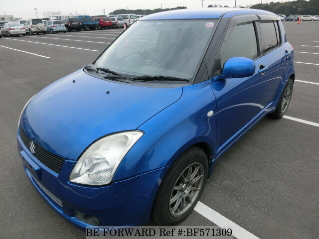 used 2006 suzuki swift xs dba zc21s for sale bf571309 be forward. Black Bedroom Furniture Sets. Home Design Ideas