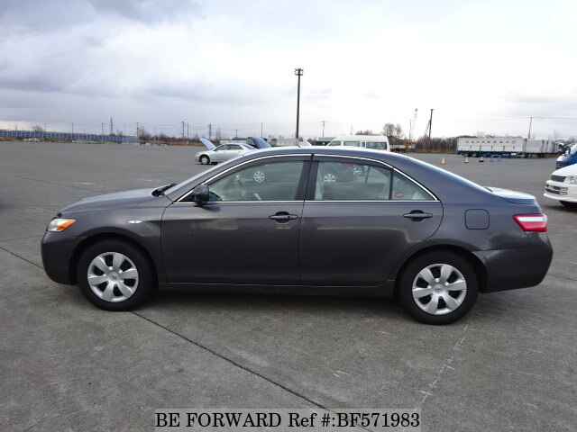 used 2008 toyota camry g dba acv40 for sale bf571983 be forward. Black Bedroom Furniture Sets. Home Design Ideas