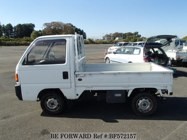 used 1990 honda acty truck sdx m ha4 for sale bf572157 be forward. Black Bedroom Furniture Sets. Home Design Ideas