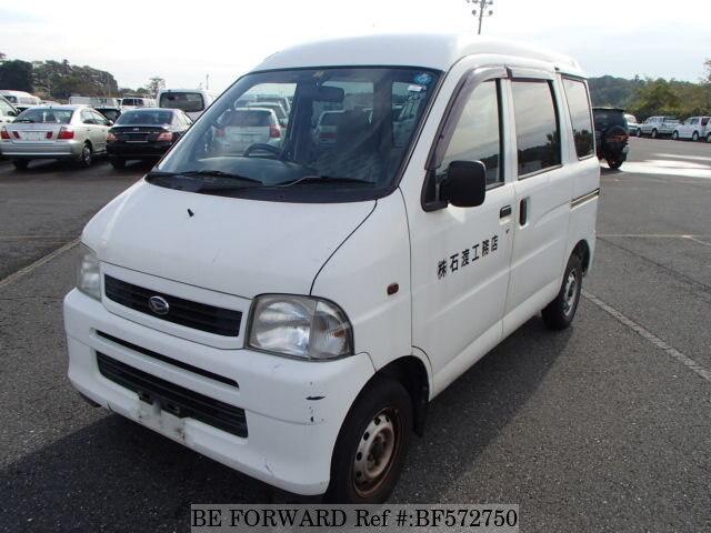 DAIHATSU / Hijet Cargo (LE-S200V)