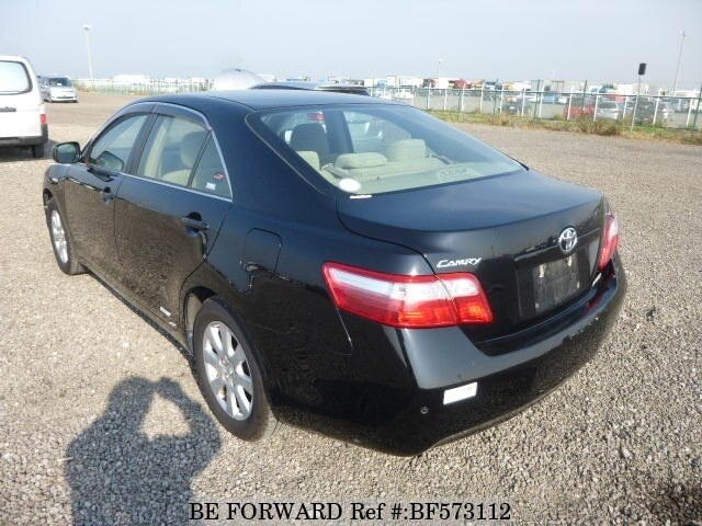 used 2008 toyota camry g limited edition dba acv40 for sale bf573112 be forward. Black Bedroom Furniture Sets. Home Design Ideas